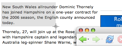 Screenshot Tips on the Mac