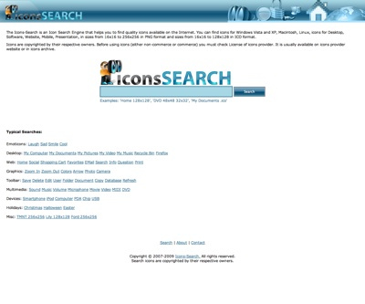 iconssearch Icon Search Engine